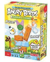 Настольная игра Angry Birds Spring in the air